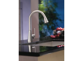 Ascent One-Handle High Arc Pulldown Faucet
