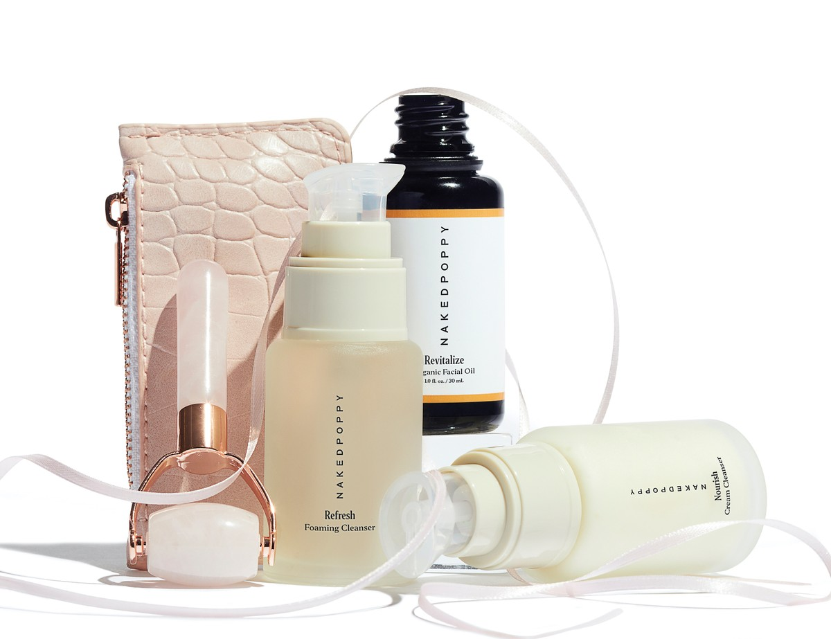 NakedPoppy products are all about clean beauty