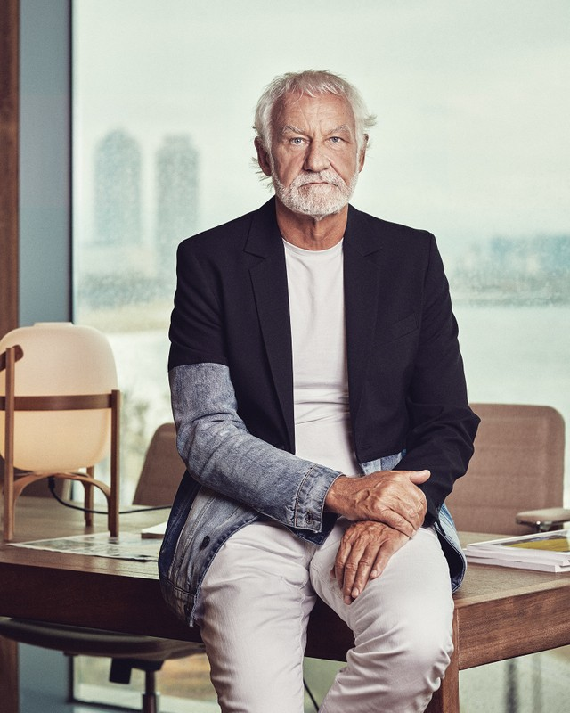 The company's founder, Thomas Meyer, is committed to sustainability and upcycling