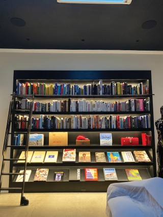 15-Foot-Tall Bookcase