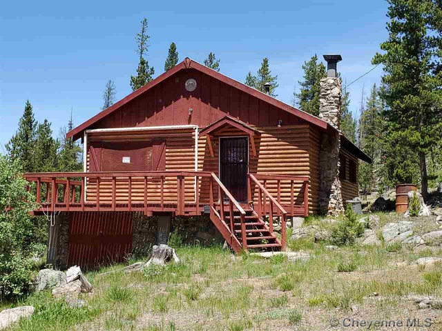 203 Forest Service Rd 543 Laramie Wyoming Single Family Homes for Sale