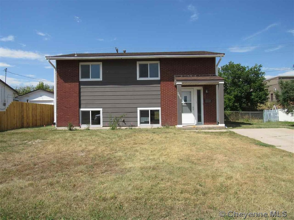 3010 Homestead Ave Cheyenne Wyoming Single Family Homes for Sale