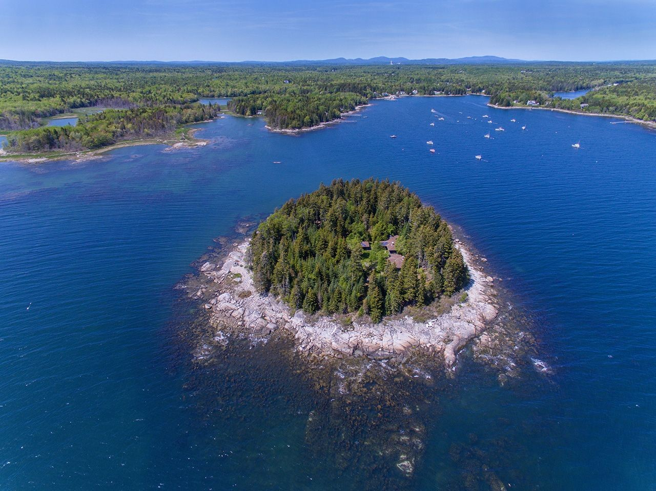 ram island a luxury single family home for sale in st. george, maine property id 230107053 christie s international real estate