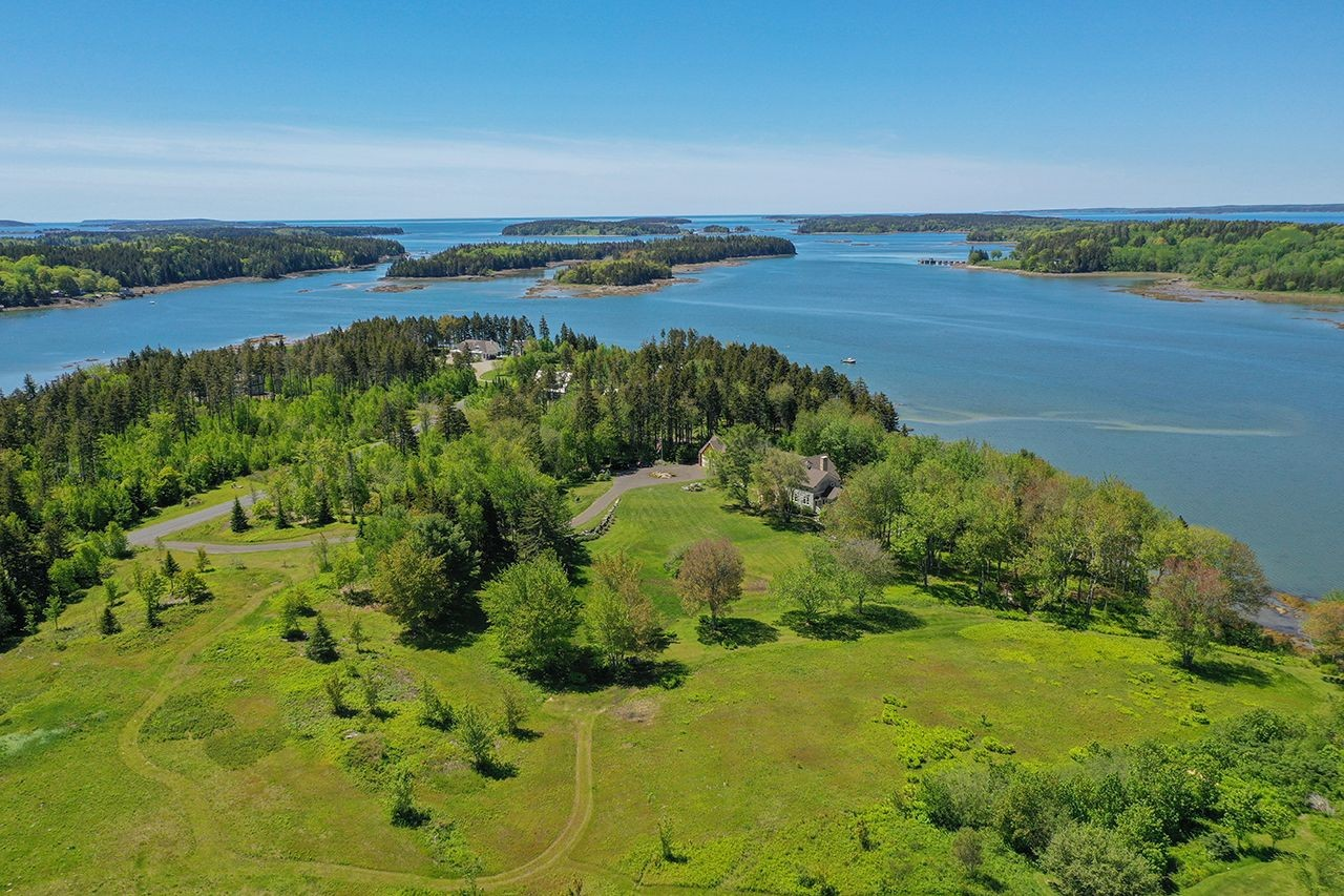 prospect cottage a luxury single family home for sale in cushing, maine property id 346030392 christie s international real estate