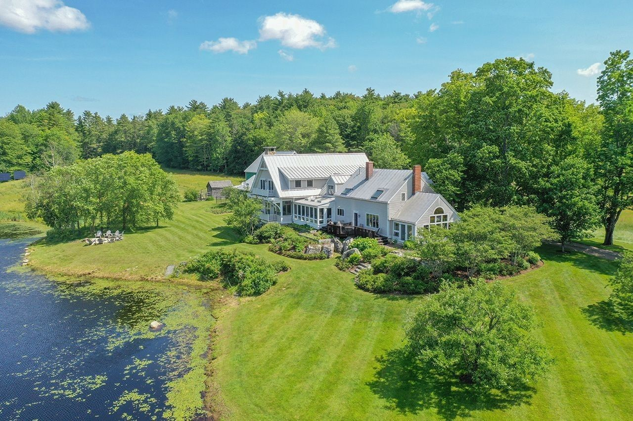 sleepy hollow farm a luxury single family home for sale in jefferson, maine property id 387244952 christie s international real estate