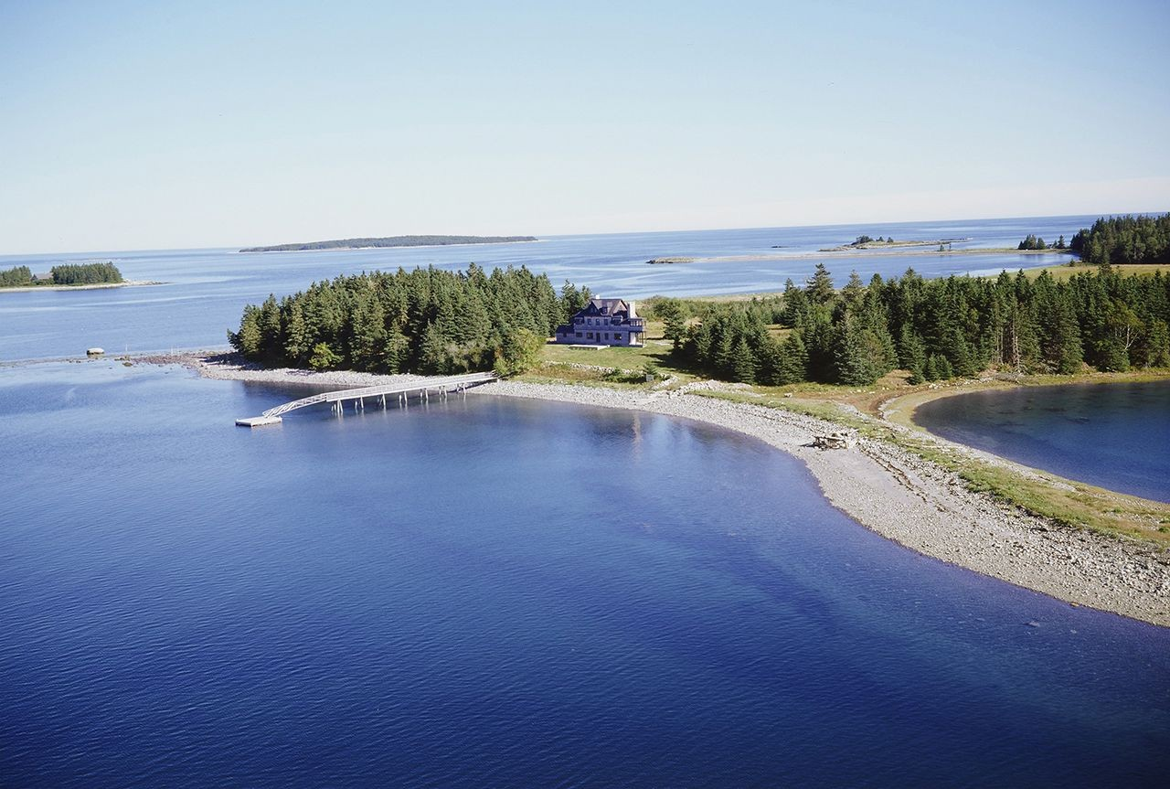 fish point a luxury single family home for sale in cranberry isles, maine property id 40110854 christie s international real estate