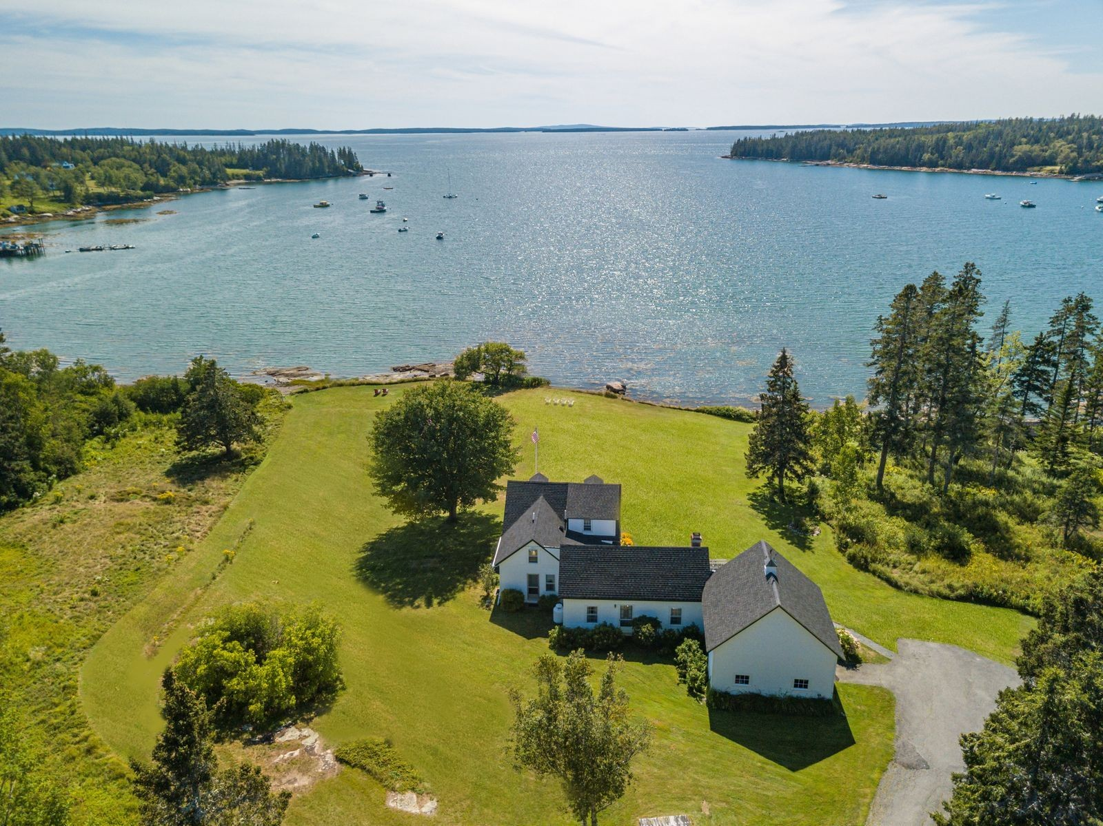 bassterre on goose cove a luxury single family home for sale in tremont, maine property id 430166532 christie s international real estate