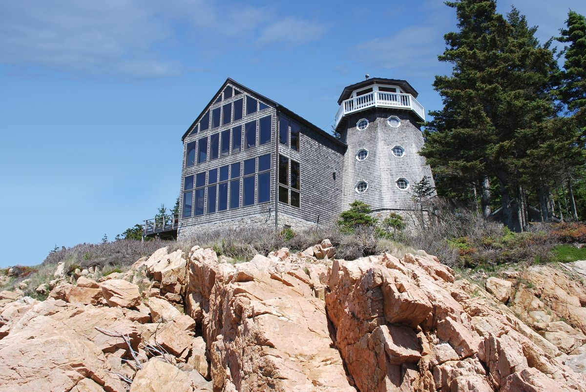 lighthouse point a luxury single family home for sale in deer isle, maine property id 4949306 christie s international real estate