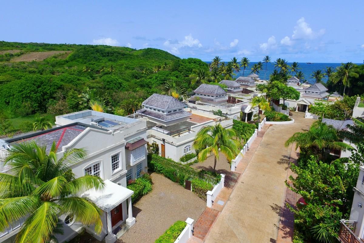 Cap Cove Cas En Bas Gros Islet St Lucia Luxury Home For Sale