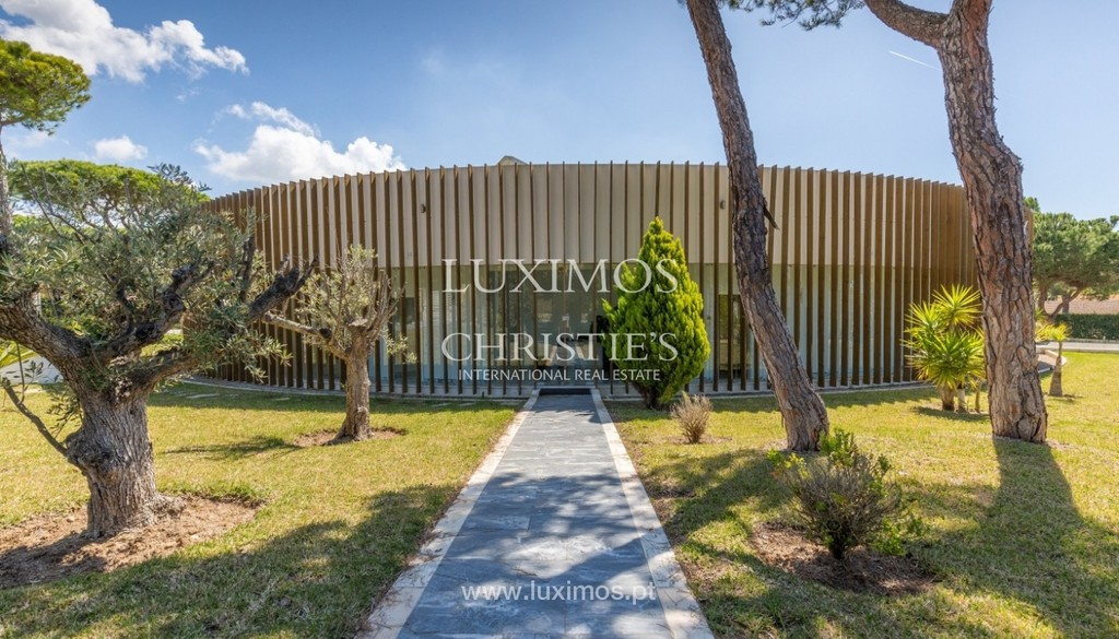 Villa de luxe à vendre avec piscine, jardin,Vilamoura ...