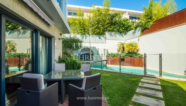 Maison moderne avec piscine et jardin, à vendre, Porto, Portugal ...