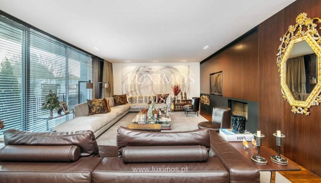 Maison moderne de luxe à vendre, Foz do Douro, Porto, Portugal: une maison  de luxe à à vendre à [Search location] - ID de Propriété: CS02815