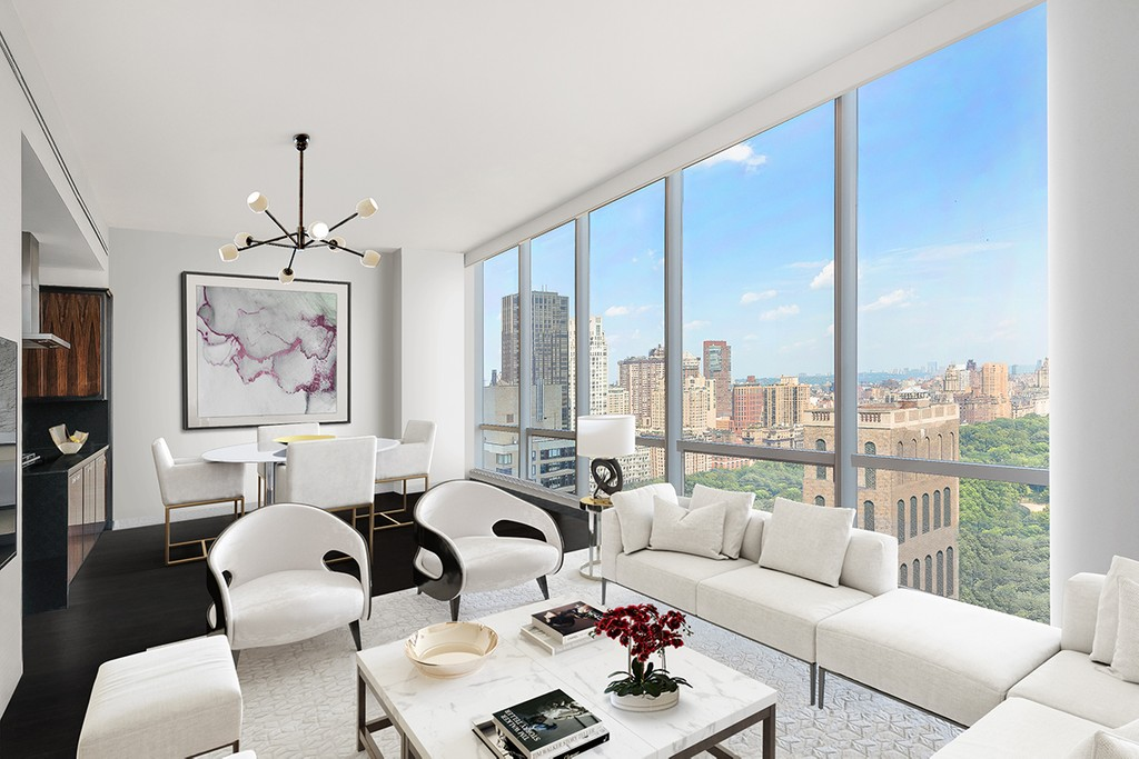 One57: a luxury home for sale in New York, New York County