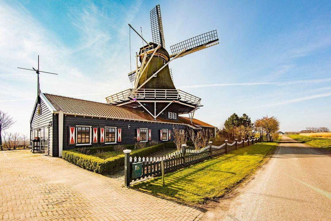 Villa/Townhouse for Sale at Kneeskade 1 C Anna Paulowna, North Holland,1761JB Netherlands