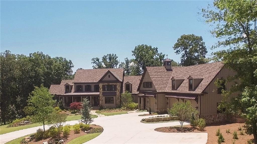 Single Family Home for Sale at 4825 Candacraig Johns Creek, Georgia,30022 United States