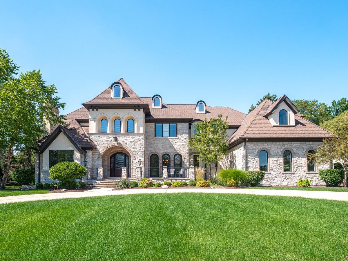 78 Baybrook Lane Oak Brook Illinois 60523 11043087 Single Family Homes For Sale Details