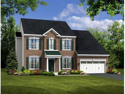 Single Family for sales at Taylor Preserve At Waverly Woods-Cypress 10725 Taylor Farm Road Woodstock, Maryland 21043 United States