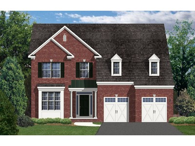 Single Family for sales at Taylor Preserve At Waverly Woods-Avenel 10725 Taylor Farm Road Woodstock, Maryland 21043 United States