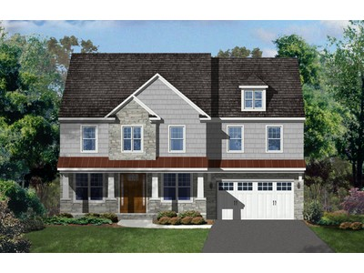 Single Family for sales at Taylor Preserve At Waverly Woods-Pinehurst 10725 Taylor Farm Road Woodstock, Maryland 21043 United States