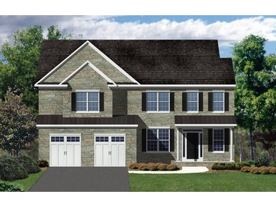Single Family for sales at Taylor Preserve At Waverly Woods-Westchester 10725 Taylor Farm Road Woodstock, Maryland 21043 United States
