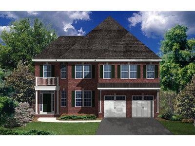 Single Family for sales at Taylor Preserve At Waverly Woods-Oakmont 10725 Taylor Farm Road Woodstock, Maryland 21043 United States