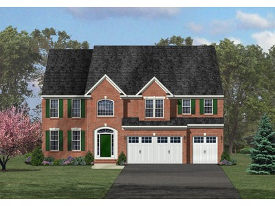 Single Family for sales at Taylor Preserve At Waverly Woods-Pembrooke 10725 Taylor Farm Road Woodstock, Maryland 21043 United States