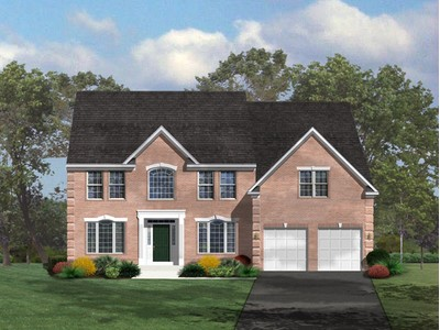 Single Family for sales at Taylor Preserve At Waverly Woods-Hawthorne 10725 Taylor Farm Road Woodstock, Maryland 21043 United States