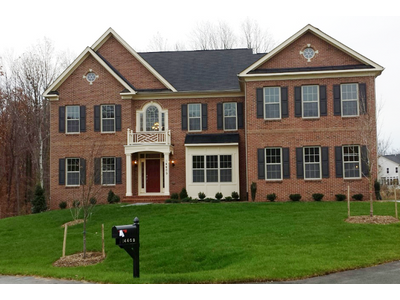 Single Family for sales at 83501-Fairview Manor 14409 Derby Ridge Road Bowie, Maryland 20721 United States