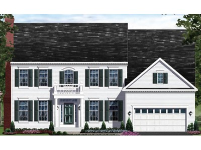 Single Family for sales at Fairview Manor-The Clifton 14201 Derby Ridge Road Bowie, Maryland 20721 United States
