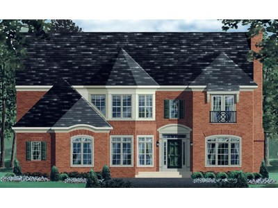 Single Family for sales at Fairview Manor-The Westchester 14201 Derby Ridge Road Bowie, Maryland 20721 United States