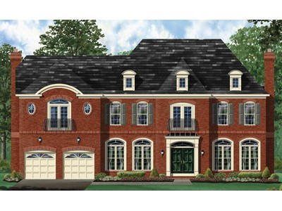 Single Family for sales at Fairview Manor-The Oakmont 14201 Derby Ridge Road Bowie, Maryland 20721 United States