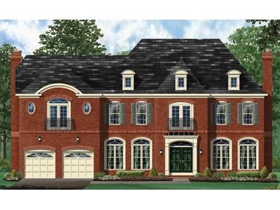 Single Family for sales at Walnut Creek-The Oakmont 5010 Sheppard Lane Ellicott City, Maryland 21029 United States