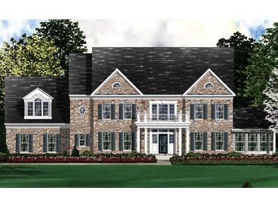 Single Family for sales at Walnut Creek-The Kenwood 5010 Sheppard Lane Ellicott City, Maryland 21029 United States