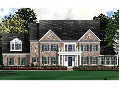 Single Family for sales at The Reserve At Black Rock-The Kenwood Selling From Clarksburg Village: 11903 Country Squire Way Clarksburg, Maryland 20871 United States