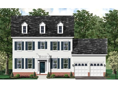 Single Family for sales at Belmont Glen Village-The Hamilton 42393 Guildhall Drive Ashburn, Virginia 20148 United States