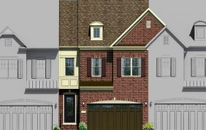 Single Family for sales at English Manor Villas-The Banbury 22895 Brambleton Plaza Suite 107 Ashburn, Virginia 20147 United States