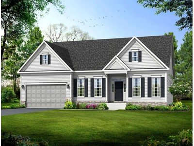 Single Family for sales at Poplar Run-The Williamsport 13204 Moonlight Trail Dr. Silver Spring, Maryland 20906 United States