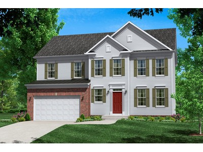 Single Family for sales at Poplar Run-The Danfield 13204 Moonlight Trail Dr. Silver Spring, Maryland 20906 United States