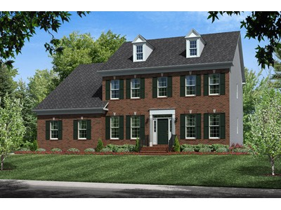 Single Family for sales at Poplar Run-The Newbury 13204 Moonlight Trail Dr. Silver Spring, Maryland 20906 United States