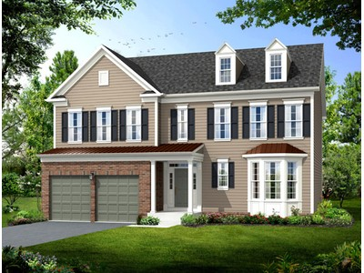 Single Family for sales at Poplar Run-The Abbey 13204 Moonlight Trail Dr. Silver Spring, Maryland 20906 United States