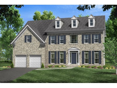 Single Family for sales at Poplar Run-The Garrett 13204 Moonlight Trail Dr. Silver Spring, Maryland 20906 United States