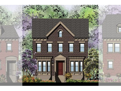 Single Family for sales at One Loudoun-The Dorchester 44727 Collingdale Terrace Ashburn, Virginia 20147 United States