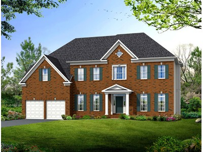 Single Family for sales at The Preserve At Rock Creek-The Randall Ii 5813 Coppelia Drive Rockville, Maryland 20855 United States