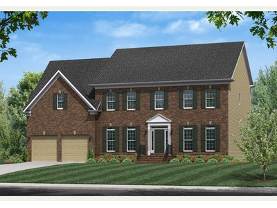 Single Family for sales at The Preserve At Rock Creek-The Belmont 5813 Coppelia Drive Rockville, Maryland 20855 United States