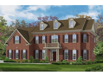 Single Family for sales at The Reserve At Waples Mill-The Langley Ii At Waples Mill 11620 Verna Drive Oakton, Virginia 22124 United States