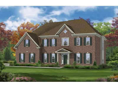 Single Family for sales at The Reserve At Waples Mill-The Randall Ii At Waples Mills 11620 Verna Drive Oakton, Virginia 22124 United States
