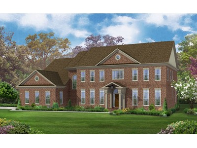 Single Family for sales at The Reserve At Waples Mill-The Harrison At Waples Mill 11620 Verna Drive Oakton, Virginia 22124 United States