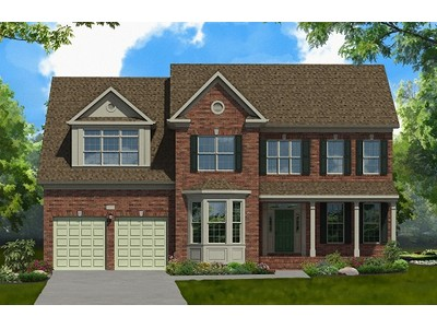 Single Family for sales at West Park At Brambleton-The Oxford Ii 42233 Majestic Knolls Ashburn, Virginia 20148 United States
