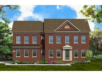Single Family for sales at West Park At Brambleton-The Sedona 42233 Majestic Knolls Ashburn, Virginia 20148 United States