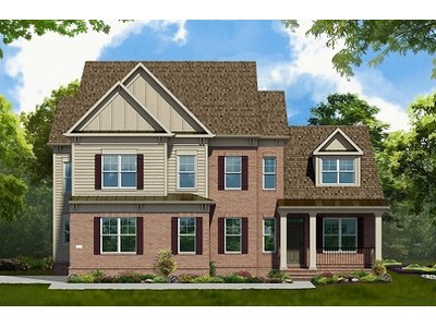 Single Family for sales at West Park At Brambleton-The Asheville 42233 Majestic Knolls Ashburn, Virginia 20148 United States